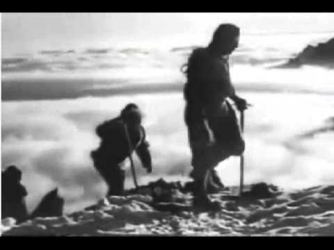 """Riefenstahl's """"mountain films"""""""