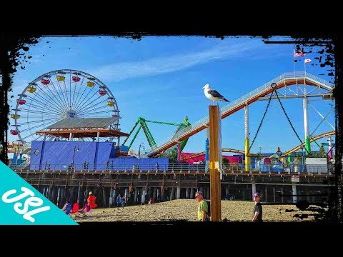 Ninja Beach - Santa Monica