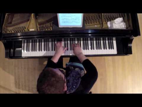 Schumann Concert sans Orchestre, Op. 14 II. Quasi Variazioni. Andantino de Clara Wieck.