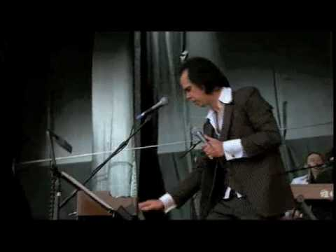 The Mercy Seat- Nick Cave and the Bad Seeds, Live at Glanstonbury