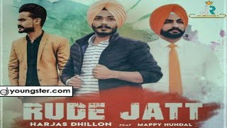 Rude Jatt Full Song _ Harjas Dhillon _ Latest Punjabi Song_2018_ JatLand RecorDs