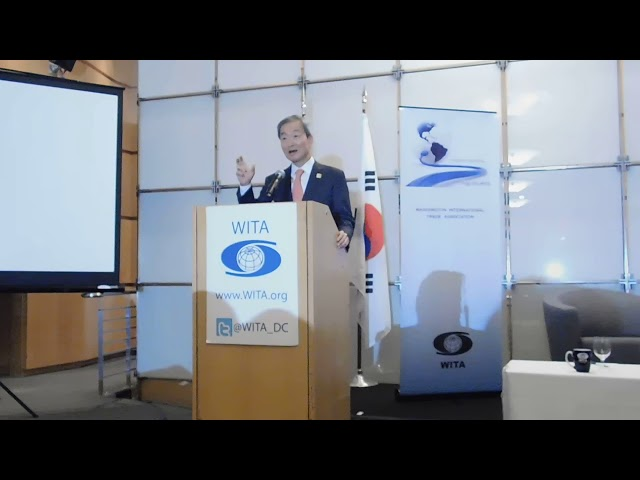 9/11/17 - Discussion with Ambassador Ahn Ho-Young - Intro and Remarks by Ambassador Ahn