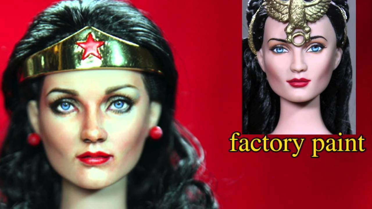 osw.zone Tribute video to Lynda Carter featuring my Wonder Woman doll and images of Lynda... 2016-03-04 18:30:50