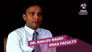 Dr. Rahjiv Naidu Talks about Integrated Clinical Hypnotherapy and EKAA Video