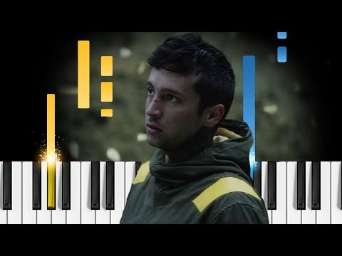 Twenty One Pilots - Jumpsuit - EASY Piano Tutorial