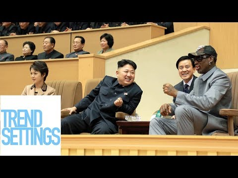 Dennis Rodman Goes To North Korea Again - Trend Settings Ep 46 pt 4