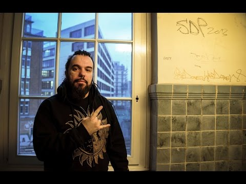 SEPTICFLESH Christos On Orchestration, Vlad Tepes, Financial Struggles & Fire In Romania (2016)