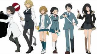 Durarara!! 【Trust Me ~ Gender Bent】