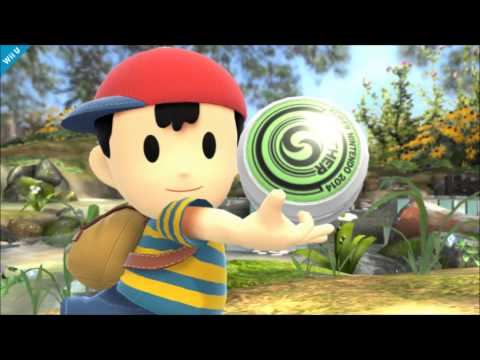 Earthbound - All Music - Super Smash Bros for Wii U and 3DS