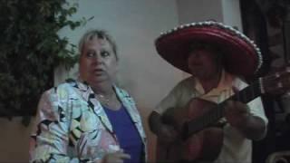 carla anita and manolo in mallorca 2009