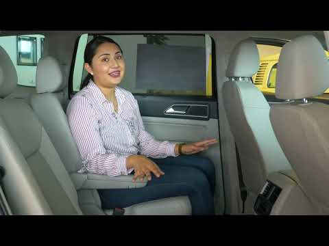 2019 VW Atlas | 2nd & 3rd Row Seats Full Preview