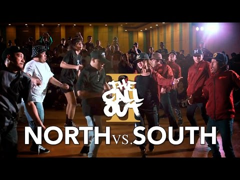 NORTH VS SOUTH | The Callout Pt. 2 | Move Manila