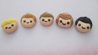 One Direction kawaii - Tutorial paso a paso ♬