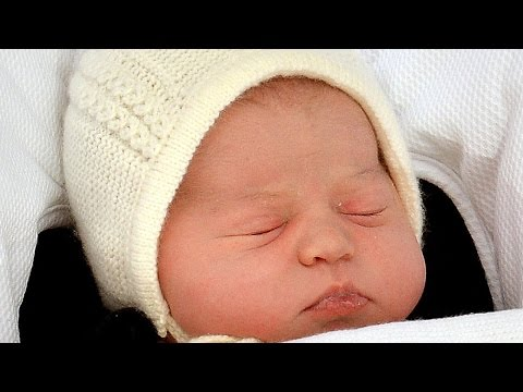 The New Royal Baby Has Officially Been Named - Charlotte Elizabeth Diana