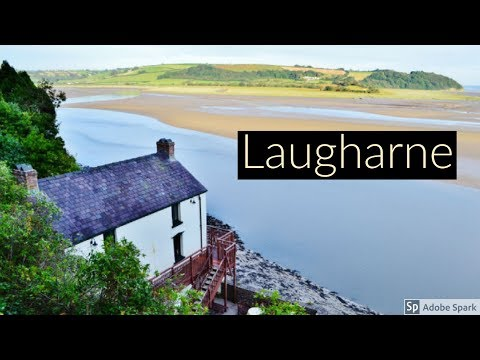 Travel Guide Laugharne Carmarthenshire South Wales UK Pros And Cons Review