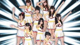 福岡で活動中のアイドルグループ流星群少女の2nd single 「チャーリーを...