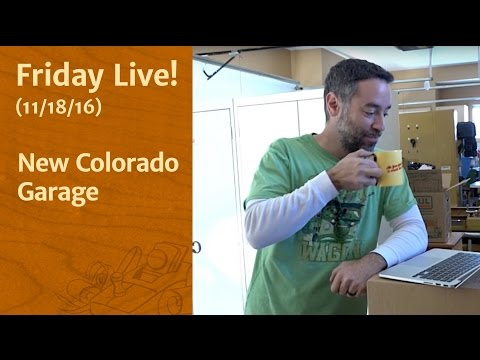 Friday Live! - New Colorado Garage