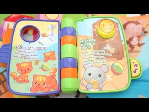 Vtech baby's first Storytime Rhymes Baby toy