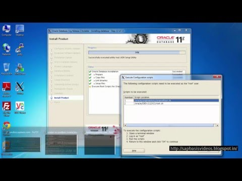 SAP ECC installation on Linux