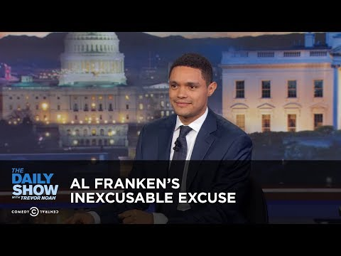 Between the Scenes - Al Franken