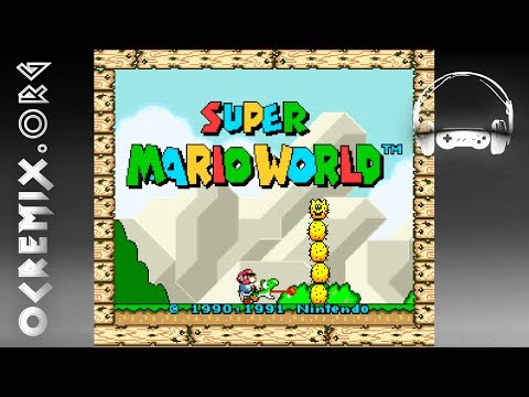 "Super Mario World ReMix by zachaction: ""Mario for Airports (1-1)"" [Overworld BGM] (#3559)"