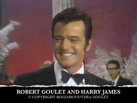"""ROBERT GOULET & HARRY JAMES ORCHESTRA """"MARIE"""""""