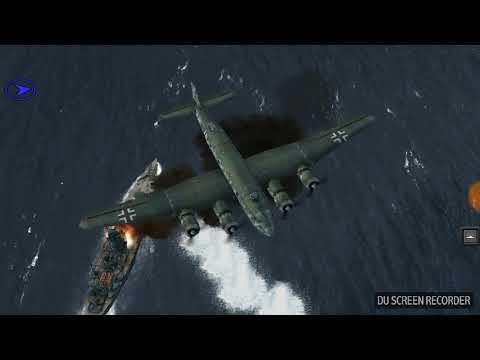 Destroy the Bismarck Pt 1:Atlantic fleet Episode 4