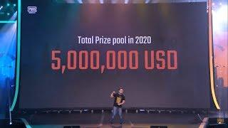 PUBG Mobile 2020 eSports League Announced   5 Million USD Prize Pool