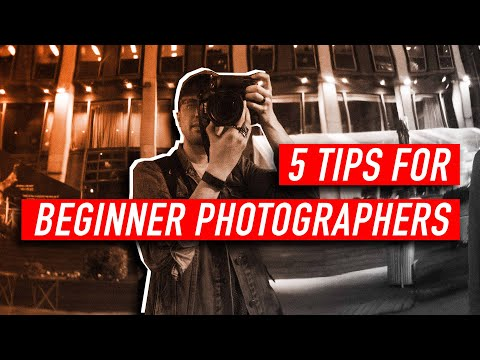5 MUST USE Photography TIPS for BEGINNERS   Prolex Media Tutorial thumbnail