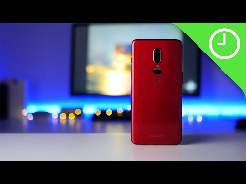 Update: OnePlus 6T/7 Pro] OnePlus 6 officially gets