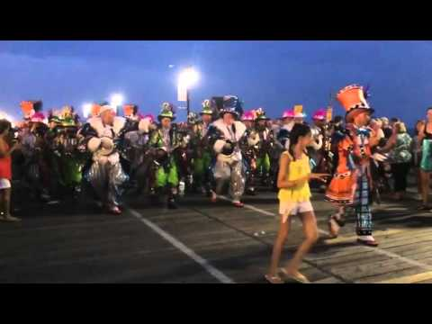 South Philadelphia String Band -  Ocean City NJ Boardwalk