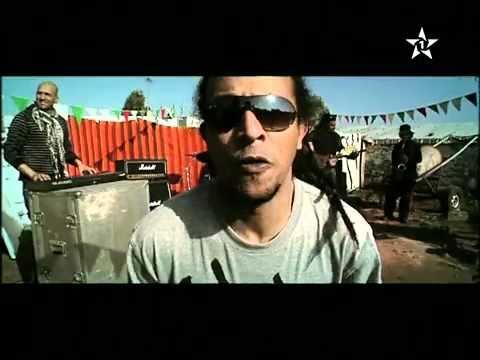 Moroccan Rock Fusion -  Darga - Resisdance