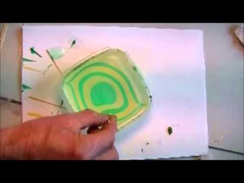 Покраска воблер своими руками видео