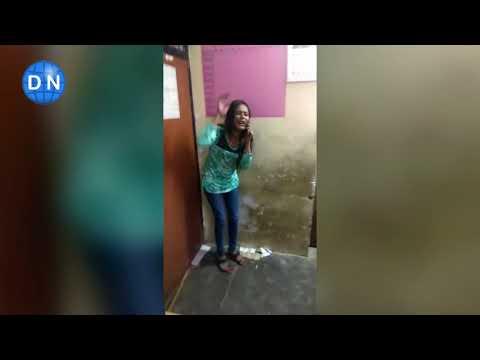 लखनऊ: नशे में धुत युवतियों का थाने में जमकर हंगामा