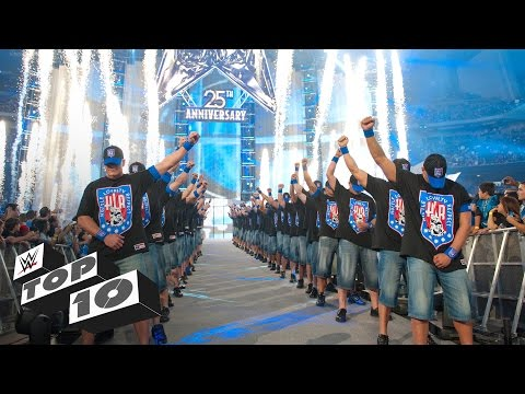 Thumbnail: 20 Greatest WrestleMania Entrances: WWE Top 10 Special Edition