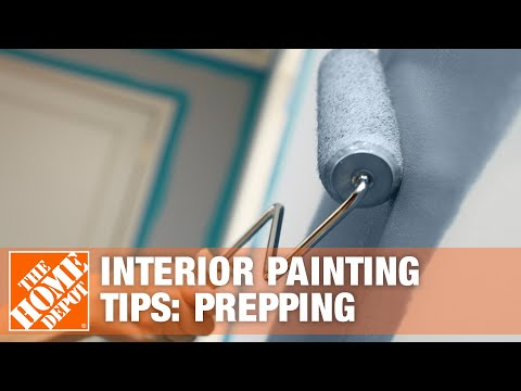 How to Paint a Room: Preparing Walls for Painting | The Home Depot