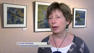 Guyancourt : le pastel subtil de Sylvie Poirson