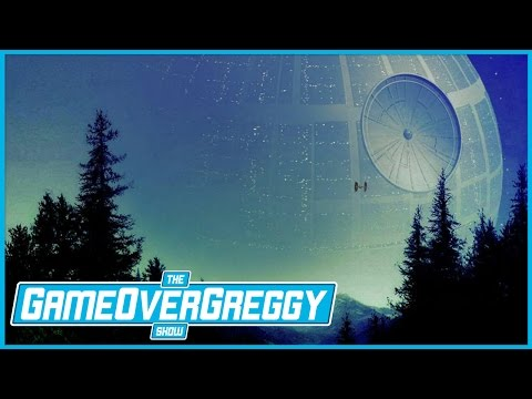 Rogue One's Gary Whitta  The GameOverGreggy  Ep. 159