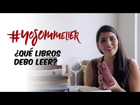 #YoSommelier ¿Qué debo leer? from YouTube · Duration:  3 minutes 40 seconds