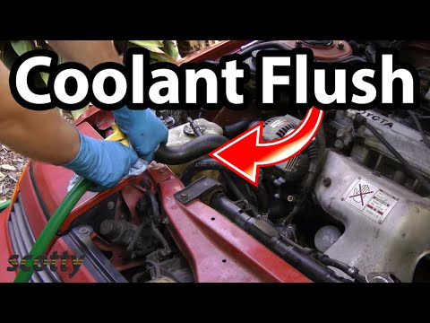 How to Flush a Coolant System in Your Car (the Easy Way)
