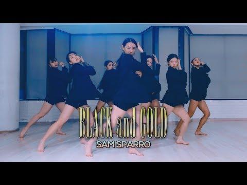 Sam Sparro - Black And Gold : Gangdrea Choreography