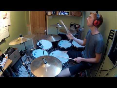 Clarity - Zedd ft. Foxes - Drum Cover/Remix
