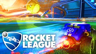 Rocket League - Tri Shot Trott