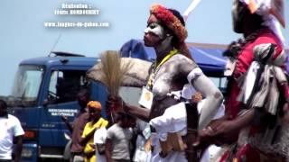 GABON: Fête de la culture