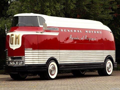 """1939 GM Futurliner """"SEMA 2014"""""""