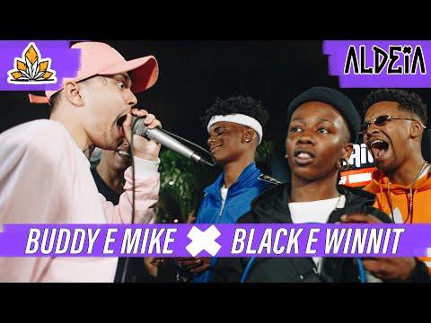 (GASTAÇÃO X IDEOLOGIA) Mike E Buddy Poke X Black E Winnit | 172ª Batalha Da Aldeia | Barueri | SP