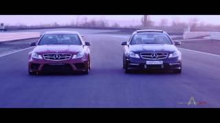 Mercedes-Benz c63 AMG 2x(w204-coupe) (zelimkhanshm)