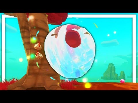 I Found The Rarest Slime Ever in Slime Rancher