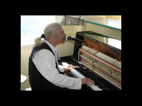 Blues Piano Legend - Vince Weber - Cherry Red Boogie Woogie