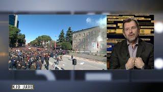 """""""Protesta"""", Bushati: Opozita dështoi. Çfarë do bëhej po të hyhej në sallën """"Kod"""""""